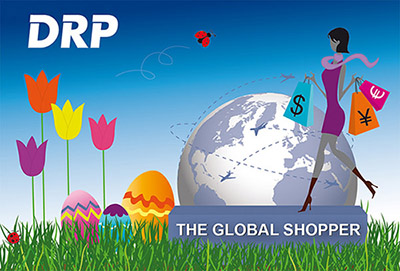 illustration the global shopper printemps