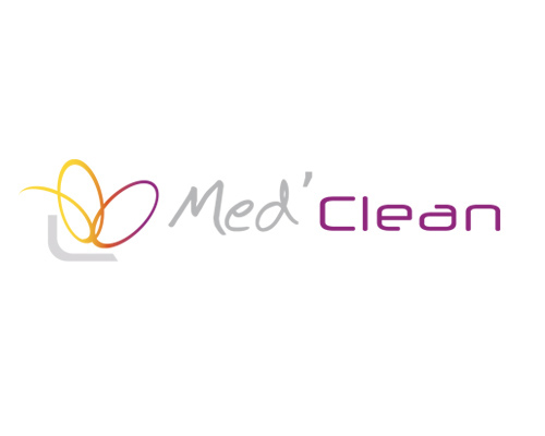 création logotype Med'Clean