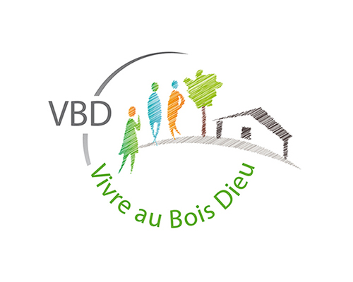 création logotype ASLBD Bois Dieu