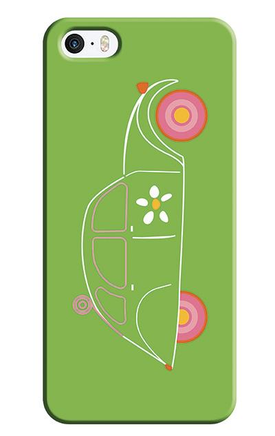 Création illustration coque mobile
