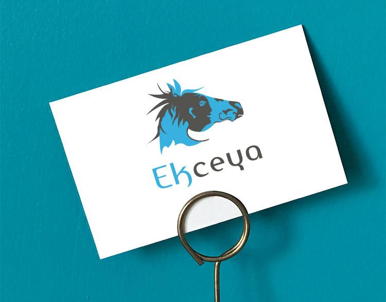 création logo Ekceya
