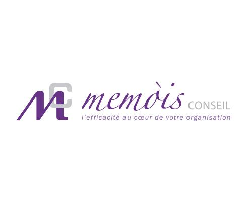 Création logo Mémois Conseil