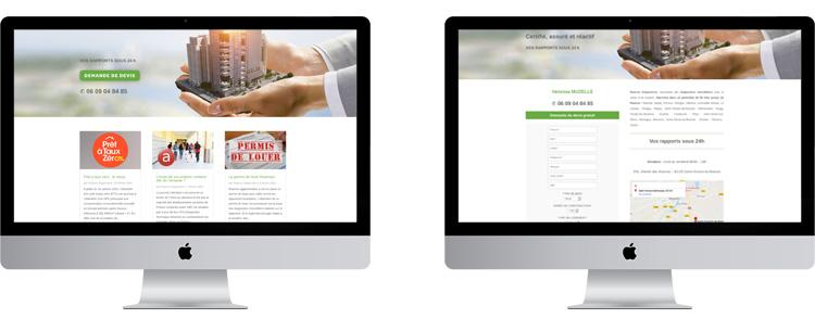création site Internet CMS Responsive